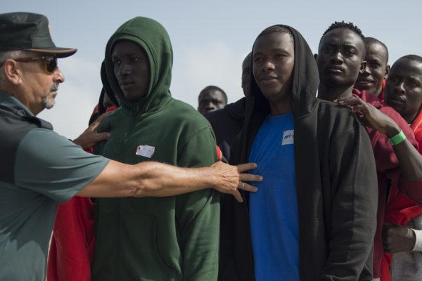 UE aportará €30 millones a España para llegada de migrantes