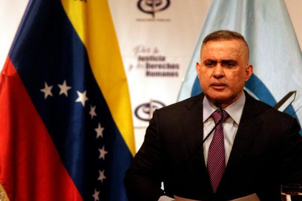 Saab: incursión paramilitar sigue «cronología terrorista» para derrocar a Maduro