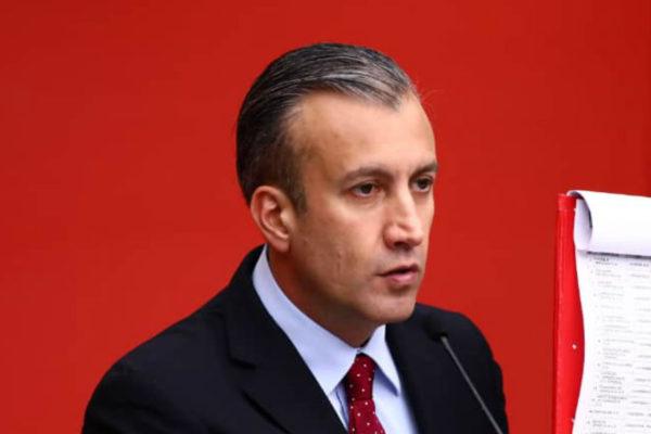 Tareck El Aissami es el tercer dirigente del chavismo contagiado de #Covid19