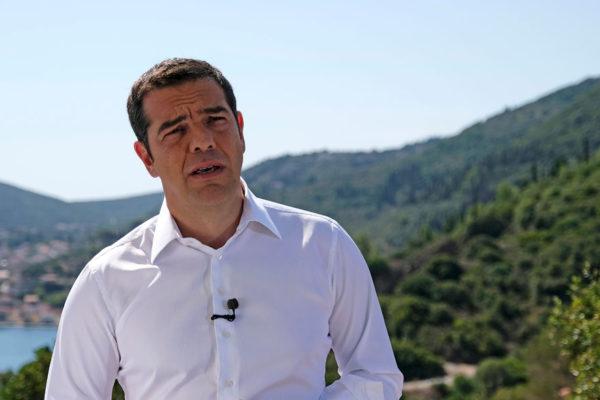 La derecha griega derrota a Tsipras en elecciones parlamentarias
