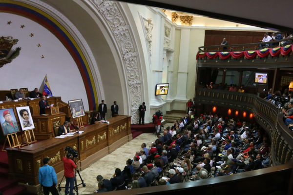 ANC allana inmunidad a diputados acusados de atentar contra Maduro