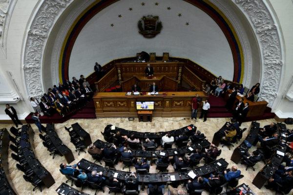 AN respalda sentencia de tribunal en el exilio contra Maduro