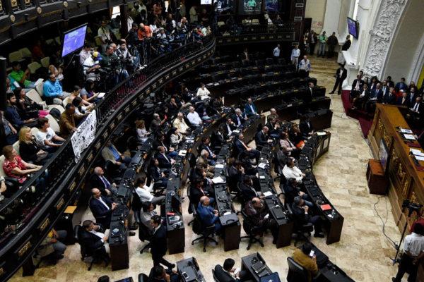 Denuncian restricciones de acceso a la Asamblea Nacional
