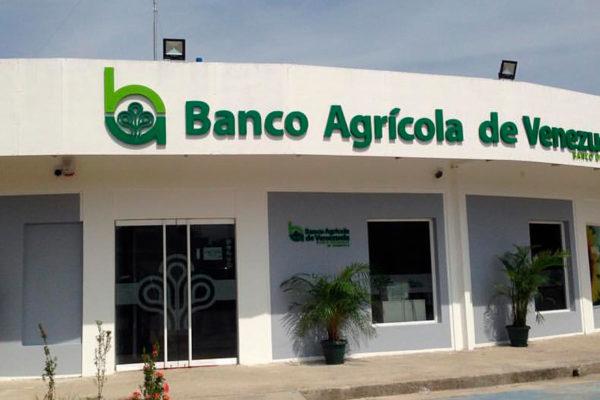 Un militar designado como presidente del banco Agrícola de Venezuela