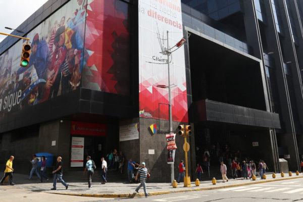 Intermediación de la banca venezolana se desploma a 15,6% en enero