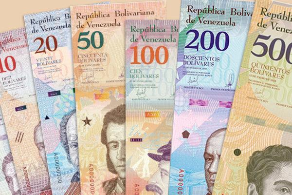 Nuevo salario mínimo será de 1.800 bolívares soberanos