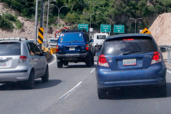 Censo Nacional de Transporte ha registrado a más de tres millones de vehículos