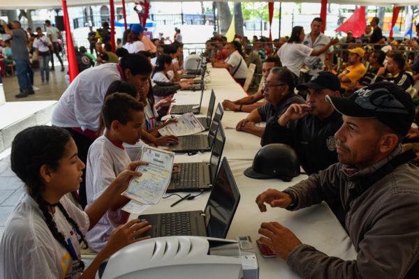 Cierra censo de transporte con 2 millones de registros