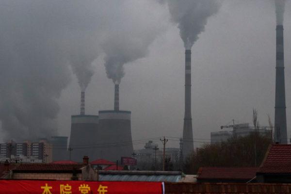 China anuncia una reducción de la contaminación en 2018