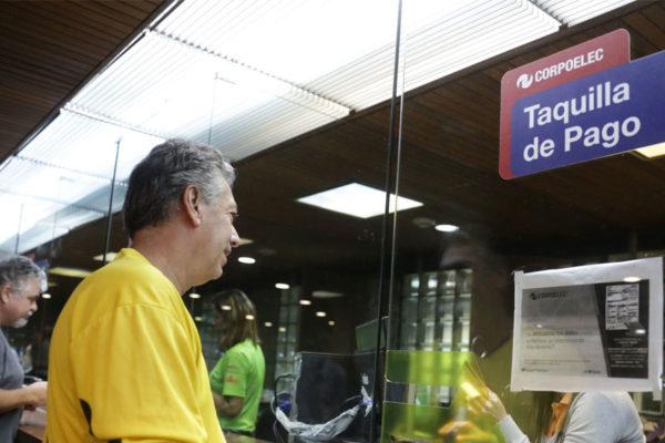 Corpoelec suspende servicio de atención al usuario hasta el martes 21
