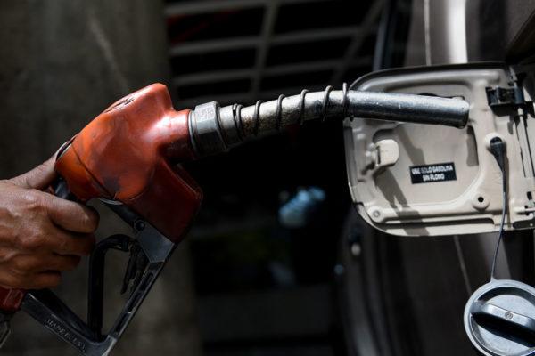 Así será el cronograma de distribución de gasolina por placa esta semana