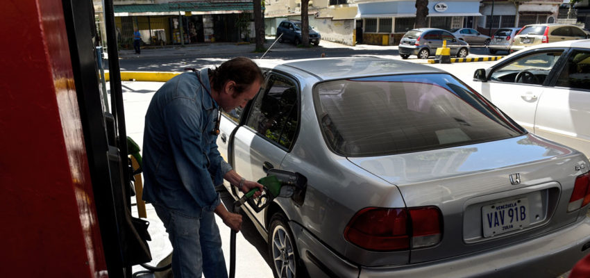 Gobierno consulta sobre el precio de la gasolina a través de la plataforma patria Gasolina-3-850x400