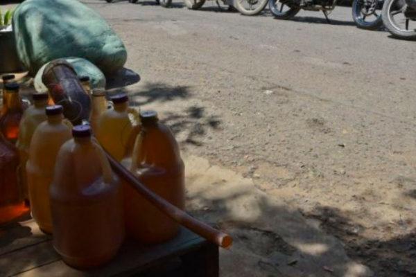 Contrabando de gasolina desde Colombia: una