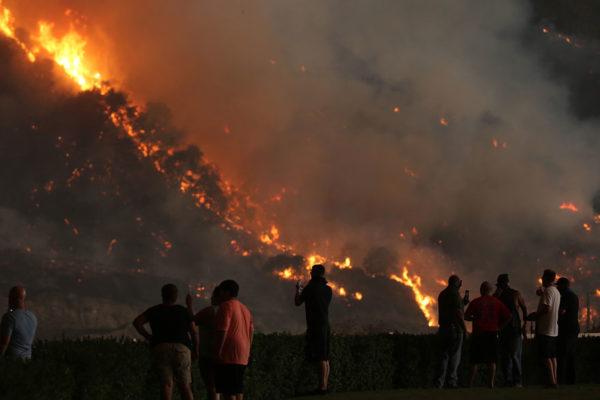 Supuesto autor de incendio en California encara cadena perpetua