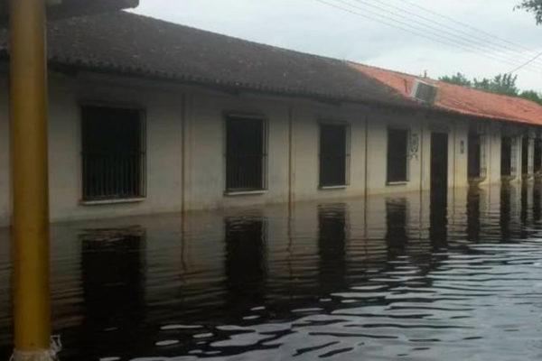 Declaran alerta ante daños provocados por lluvias