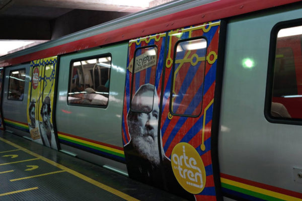 Metro de Caracas no presta servicio desde el jueves