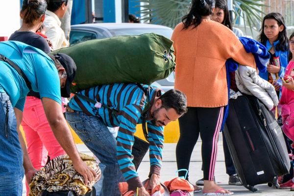 Ecuador suspende pasaporte para migración venezolana