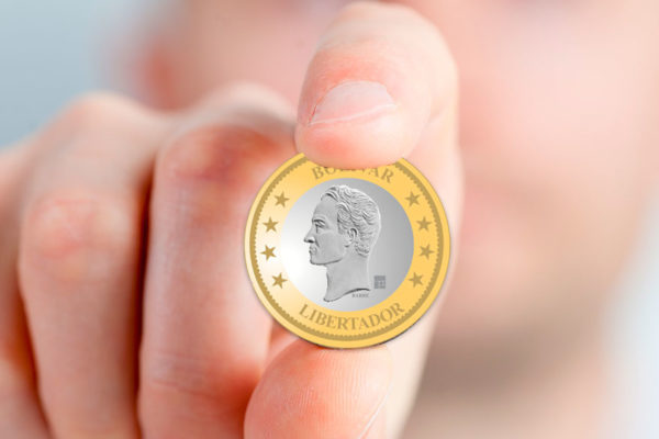 Reconversión monetaria lleva el salario mínimo a BsS 1 diario