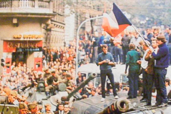 50 años de la Primavera de Praga