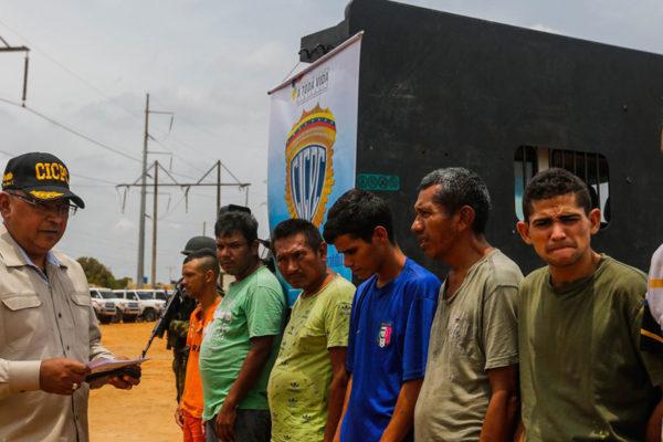 Doce detenidos por «sabotaje» a la electricidad en Zulia