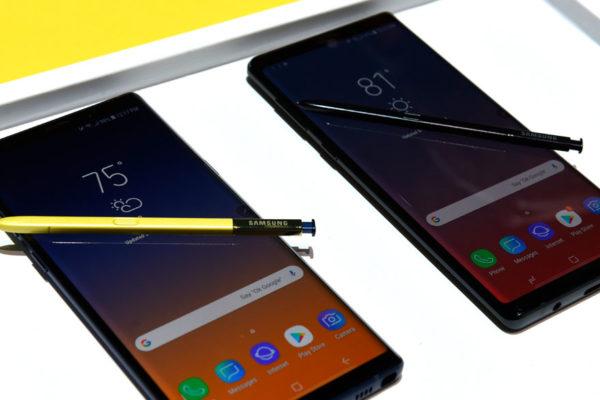 Samsung lanzó su nuevo teléfono inteligente con memoria reforzada