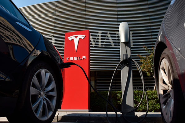 Tesla subió más de un 16 % en Wall Street tras sorprender con sus resultados