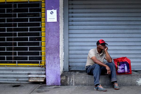 #Covid19 castiga economía venezolana que retrocede -25,38% en primer trimestre