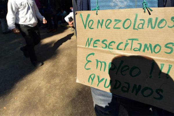ONU: Más de 500.000 venezolanos se han refugiado en Ecuador