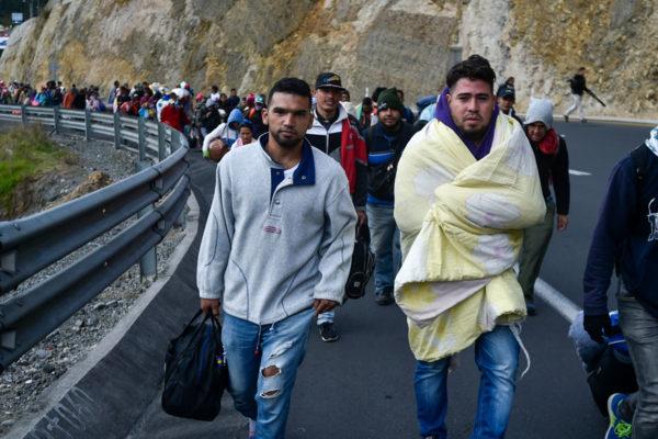 Miles de venezolanos llegan a Perú para obtener el PTP