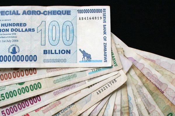 La hiperinflación en Zimbabue, un triste ejemplo para Venezuela