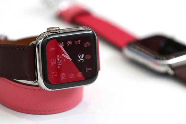 Nuevo Apple Watch puede realizar un electrocardiograma en 30 segundos