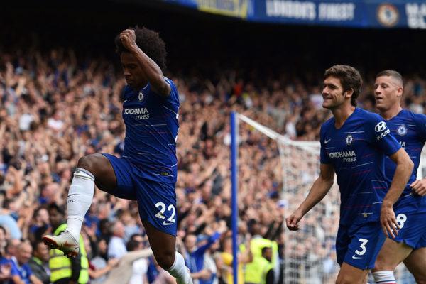 Liverpool y Chlesea no ceden y acumulan repóker de victorias