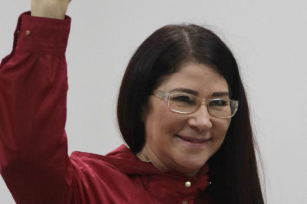 EEUU impone sanciones a primera dama de Venezuela, Cilia Flores