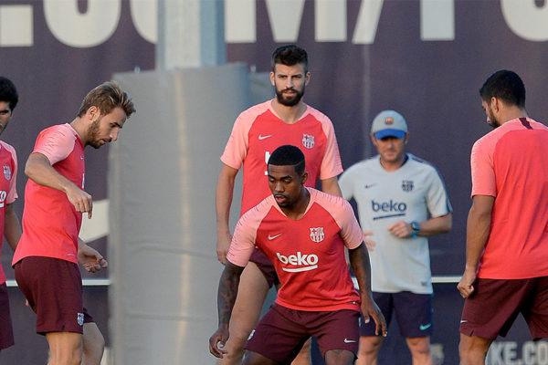 El Barcelona inicia el camino hacia su gran objetivo de la 'Champions'
