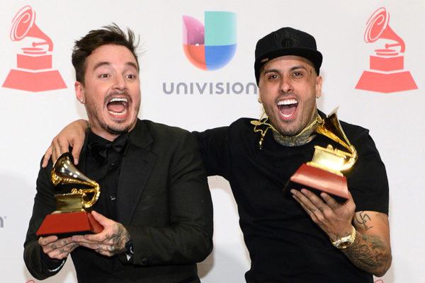 Principales nominados a los Grammy Latino