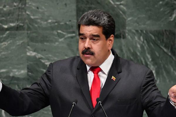 Maduro se despide de la ONU clamando «victoria total»