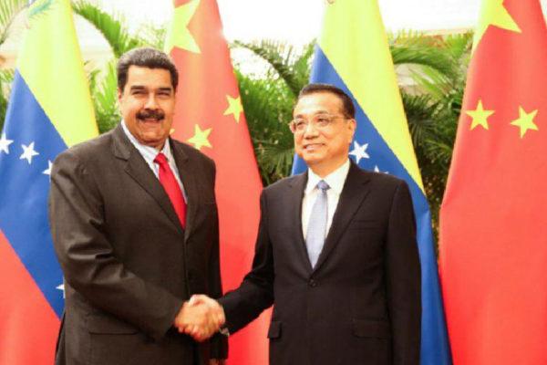 Maduro: China financiará crecimiento de producción petrolera en Venezuela