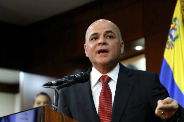 Quevedo condena sanciones de EEUU contra Irán y Venezuela en conferencia de la OPEP