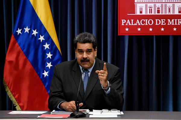 Maduro dice que no tolerará incursiones de grupos armados