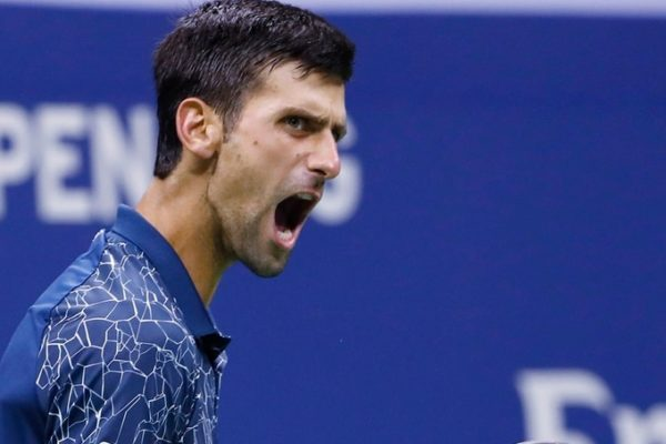 Djokovic sale por lesión del US Open y deja el espacio abierto a Federer y Nadal