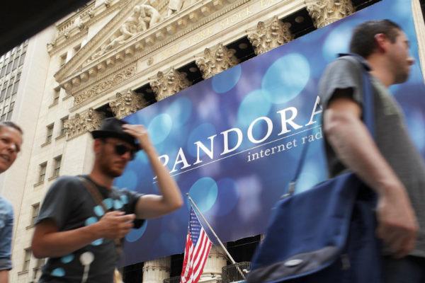Sirius XM compra Pandora por $3.500 millones en acciones