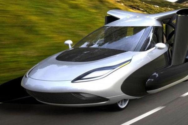 El primer automóvil volador comenzará a venderse en octubre