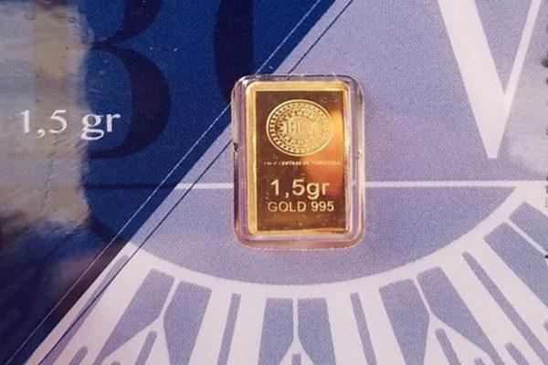 BCV convoca para este lunes primera venta de certificados de oro