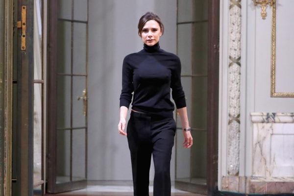 Victoria Beckham celebra 10 años en la moda