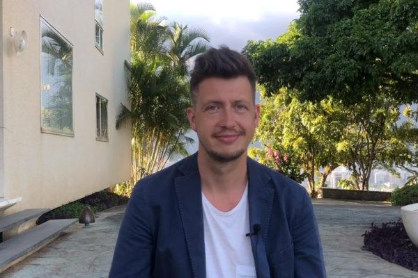 Así fue la experiencia del suizo Yvan Rodic tras pasar 9 días en Caracas