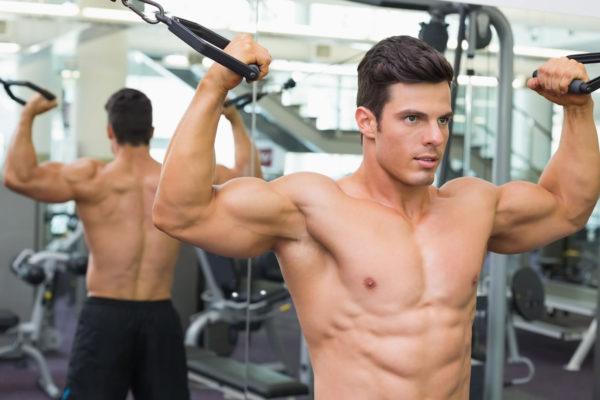 El secreto de la definición muscular no está en el entrenamiento