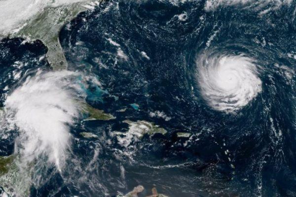Huracán Florence tocará tierra entre el viernes y el sábado