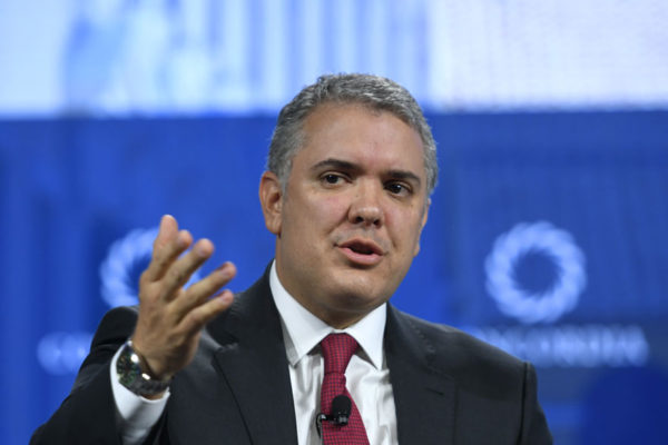 Colombia desconoce a Venezuela como garante en diálogo con ELN