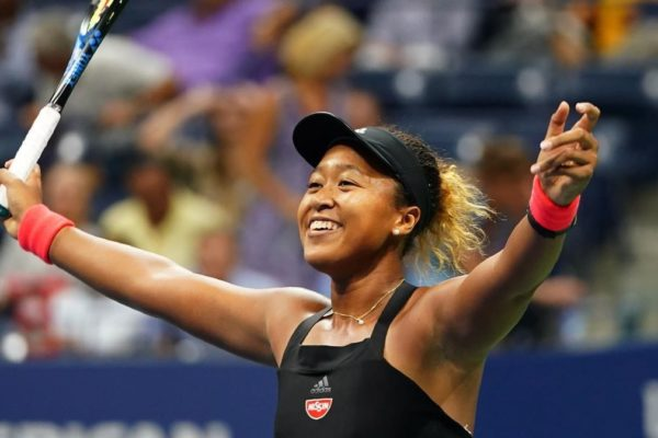 Naomi Osaka venció a Serena Williams en la final del US Open 2018
