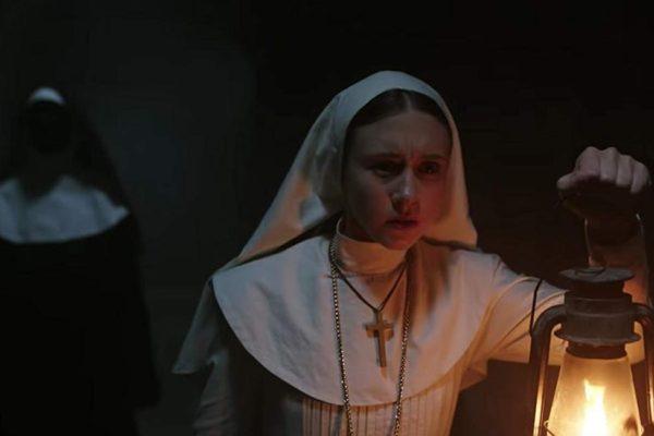 """Cine: """"La Monja"""" logra mejor debut sobre """"El Conjuro"""" con unos celestiales $53,5 millones"""